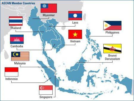 Ассоциация государств Юго-Восточной Азии — политическая, экономическая и культурная региональная межправительственная организация 10 стран, расположенных в Юго-Восточной Азии.