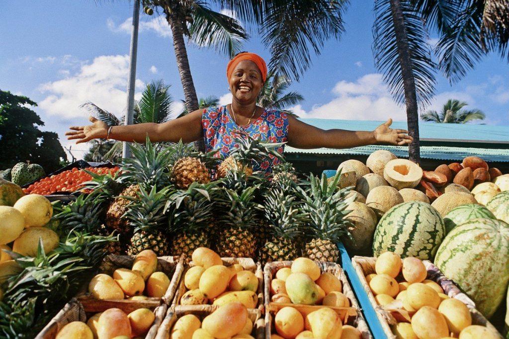 Кубинские продукты