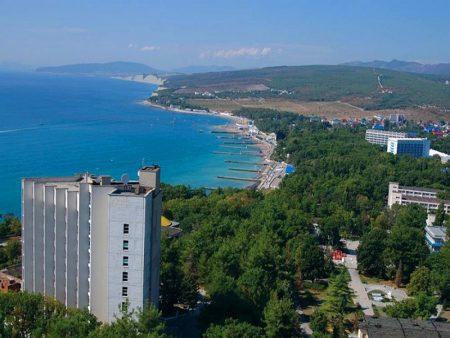 поселок Дивноморское