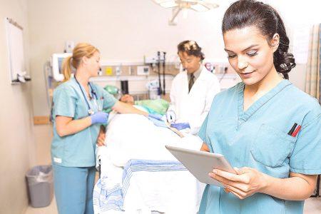 работа медсестрой в Америке