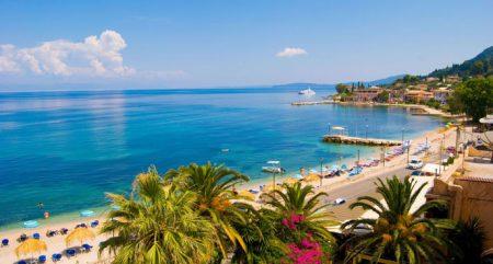 Пляжный отдых, Греция
