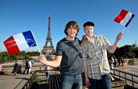 Эмиграция во Францию