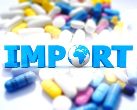 Импорт лекарственных средств
