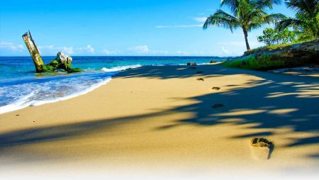 Вечное лето на пляжах Коста-Рики