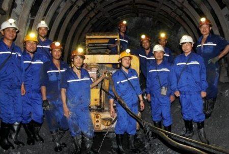 Добыча угля, нефти во Вьетнаме