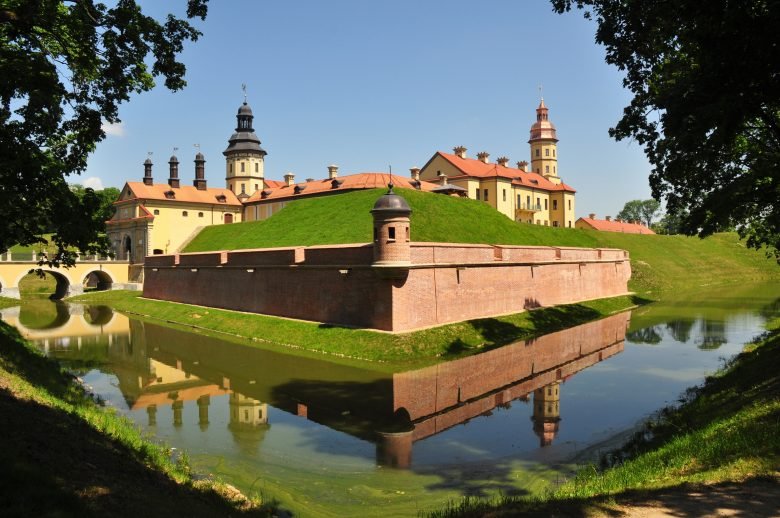 Несвижский замок, республика Беларусь