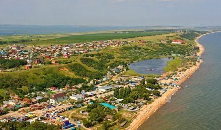 поселок Тамань