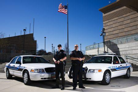 Полицейские в Соединенных Штатах Америки