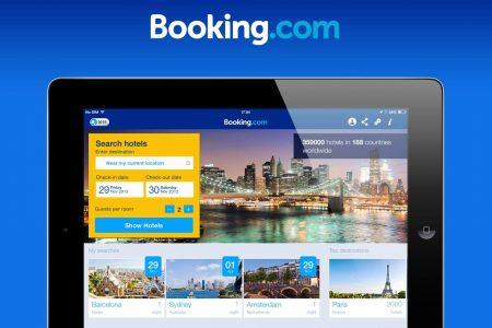 """Мобильное приложение """"Booking.com"""""""