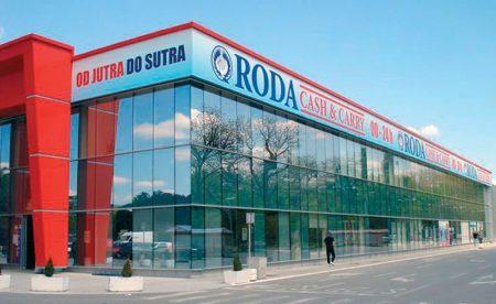 """Сеть супермаркетов """"Рода"""" в Сербии"""