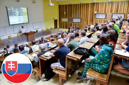 учеба в Словакии