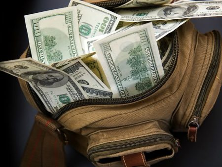 Ввоз денег за границу