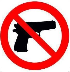 В Израиль запрещено ввозить оружие, в том числе холодное и пневматическое
