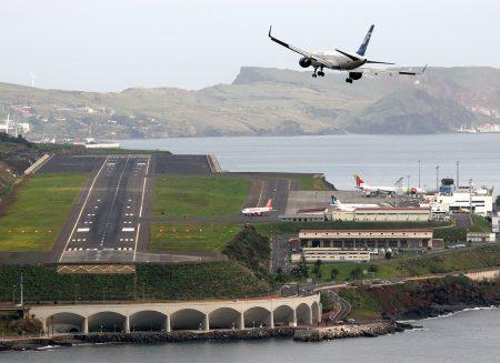 Аэропорт Санта-Катарина в Португалии