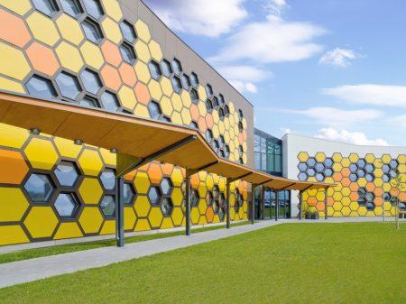 Школа от Sirkel & Mall в городе Валга, Эстония