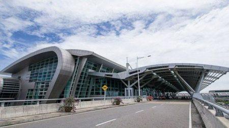 Аэропорт Кота-Кинабалу, Малайзия