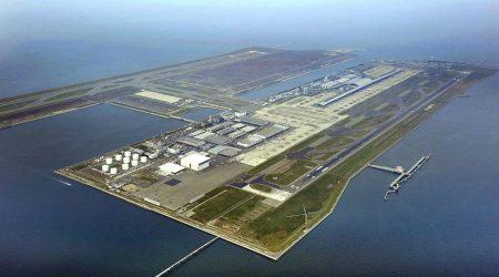 Международный аэропорт Кансай, Япония