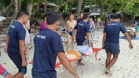 Опасности для туристов в Таиланде