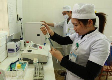 Анализ крови во Вьетнаме