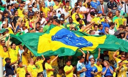 Жители Бразилии
