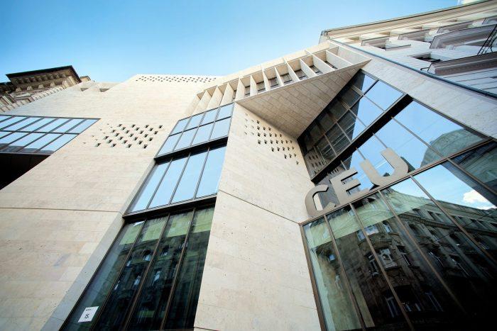 Здание Центрально-Европейского университета