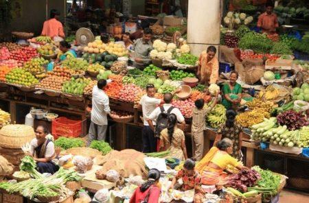 Рынок на Гоа