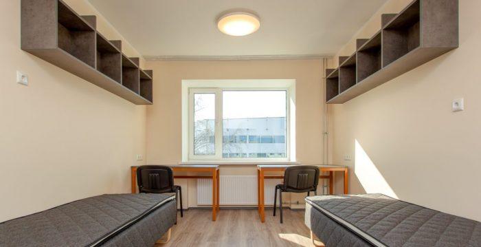 Эстонское общежитие