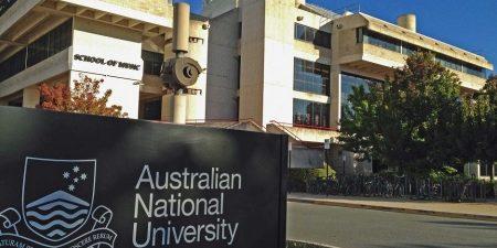Австралийский национальный университет / Australian National University