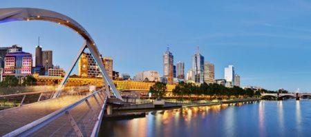 Город Мельбурн, Австралия