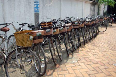 Аренда велосипедов на Гоа