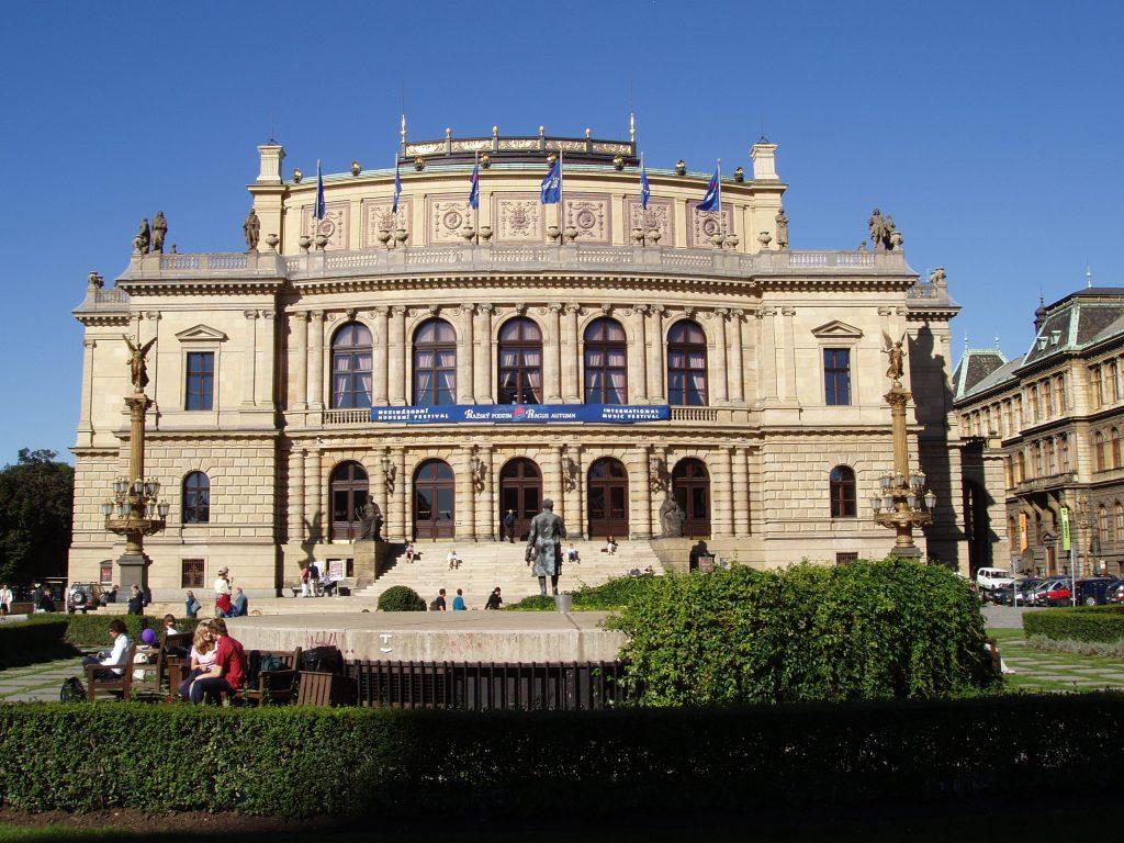 Карлов Университет в Праге – самое престижное высшее учебное заведение в Чехии, старейший университет Центральной Европы
