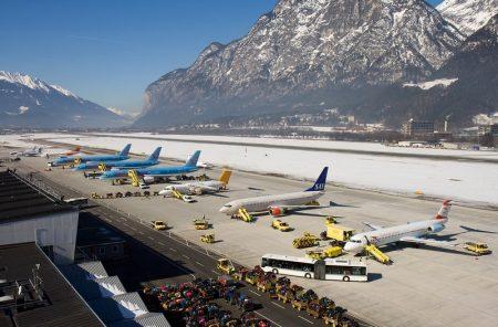 аэропорт Инсбрука Кранебиттен