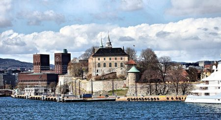 Город Осло, Норвегия