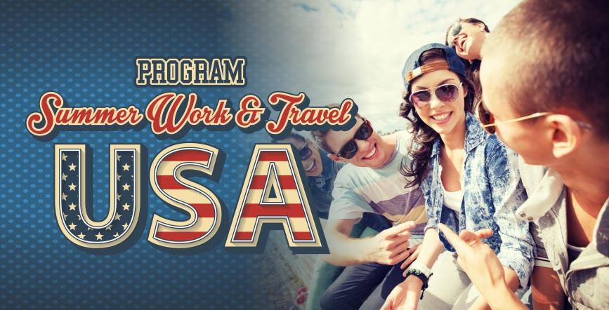 Программа Work and Travel USA