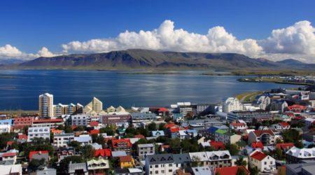 г.Рейкьявик- столица Исландии
