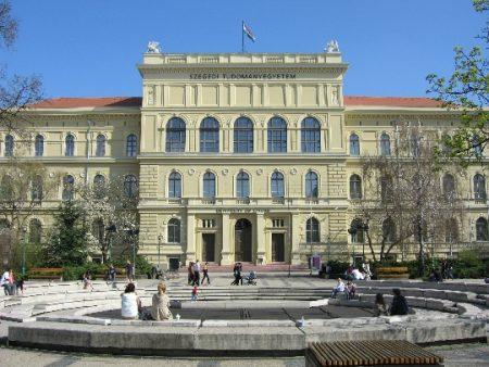 Сегедский университет