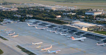 Аэропорт в Лос-Анджелесе