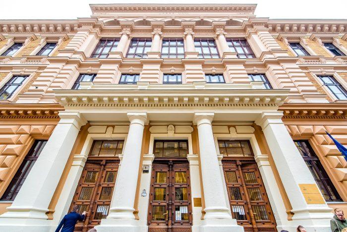 Здание Будапештской школы бизнеса