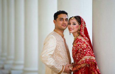 Бракосочетание в Индии