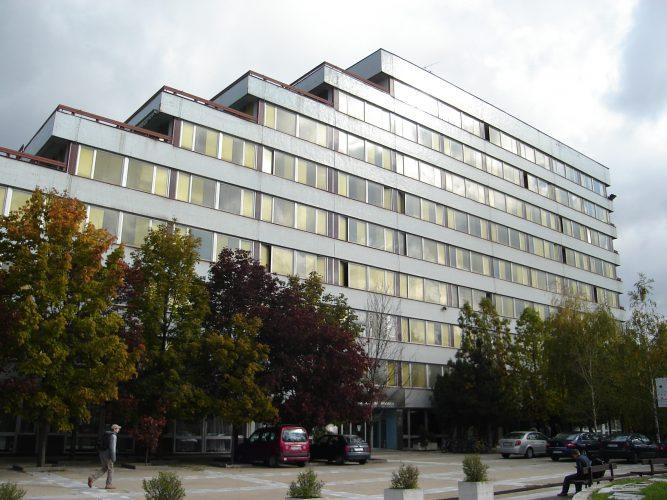 Технический университет Братиславы в Словакии