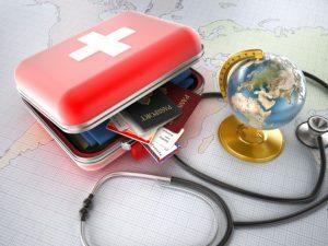 медицинская страховка для путешествия