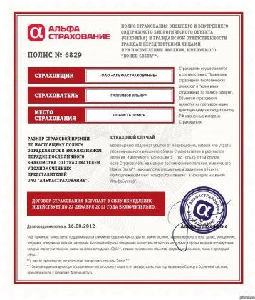 """Медицинская туристическая страховка """"Альфа"""""""