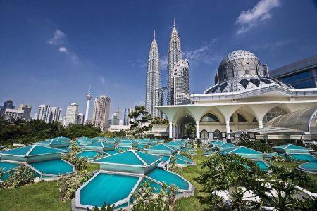 Центр города Куала-Лумпур, Малайзия