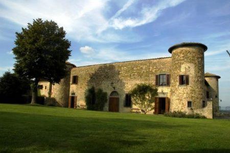Отель Castello di Gabbiano Италия