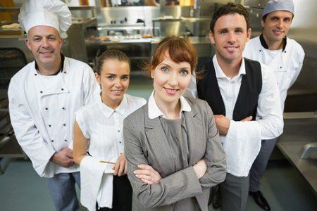 Работа в ресторанном бизнесе
