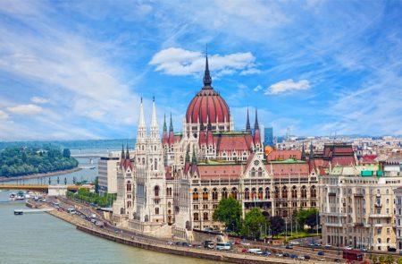 Будапешт-столица Венгрии