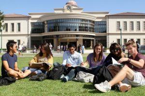 Студенты из США