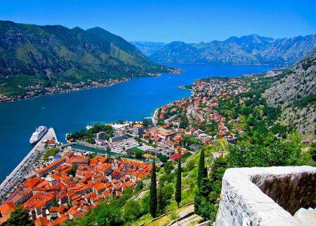 курорт Черногории