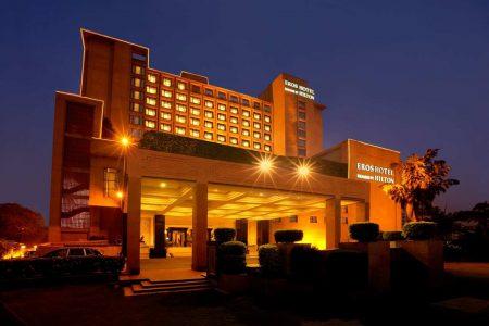 Eros Hotel, Нью-Дели