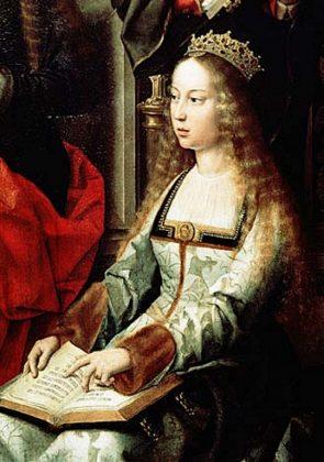 Изабелла I Кастильская Королева